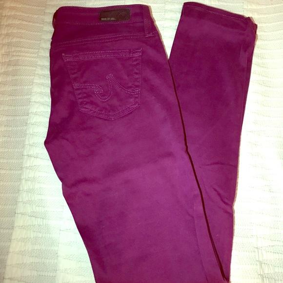 Ag Adriano Goldschmied Denim - AG Size 24 Straight Leg Jeans